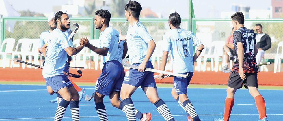 Chandigarh, Haryana top charts