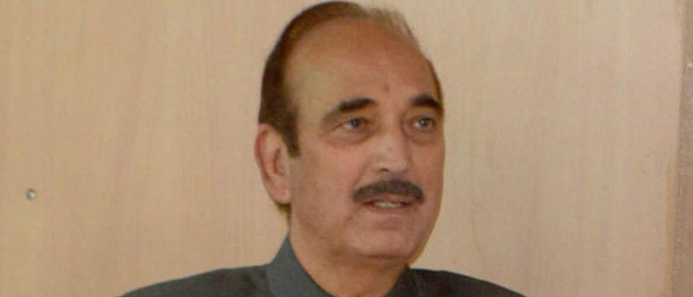 LokSabha 2019: Azad defends Cong promise to review AFSPA, says necessary to ensure no human rights violation