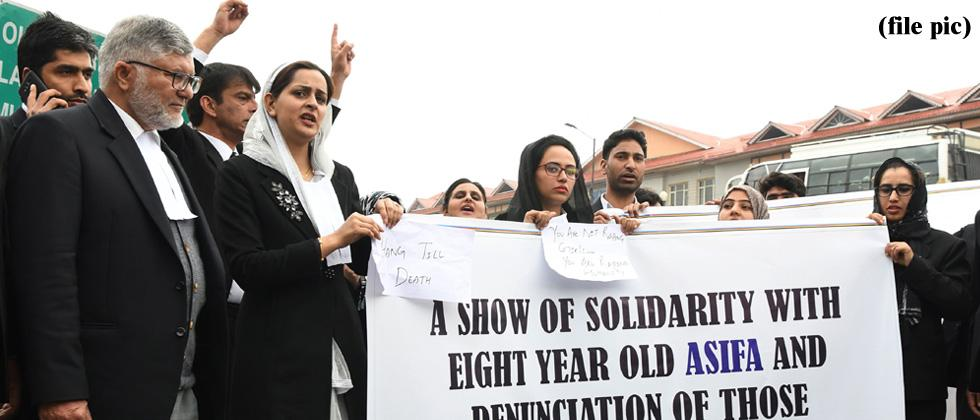 Jammu HC Bar Association tells SC it did not support lawyers' protest in Kathua case