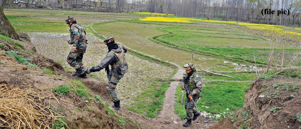 Two LeT militants killed in encounter in Baramulla