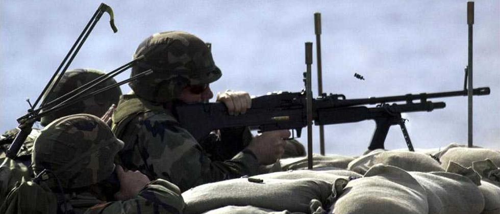 Pak violates ceasefire for 2nd consecutive day along LoC in JK