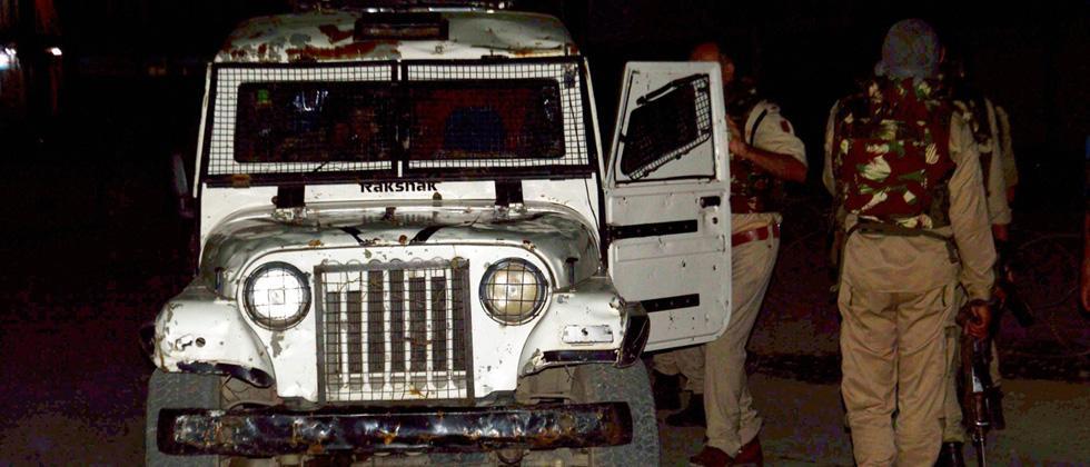 Three militants killed in encounter in Kashmir's Budgam