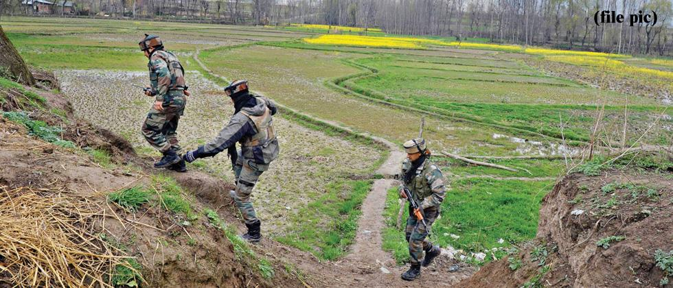 Two militants killed in separate encounters in Kashmir