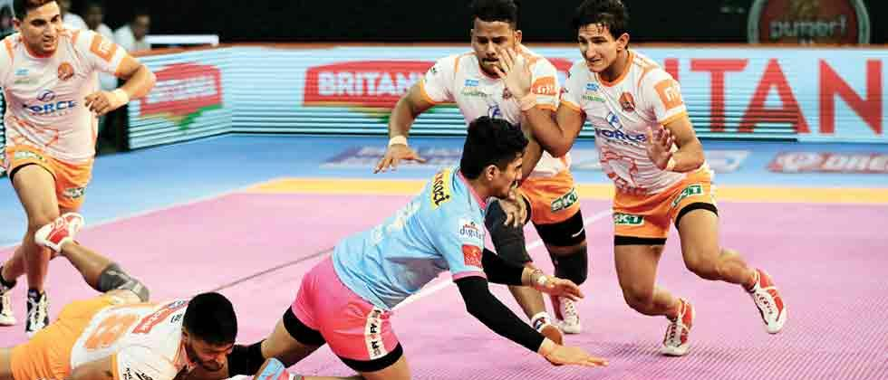 Paltan tame Panthers 29-25