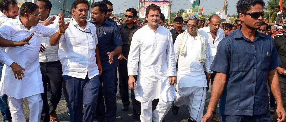Rahul Gandhi to kickstart 5th leg of campaign in Karnataka from today