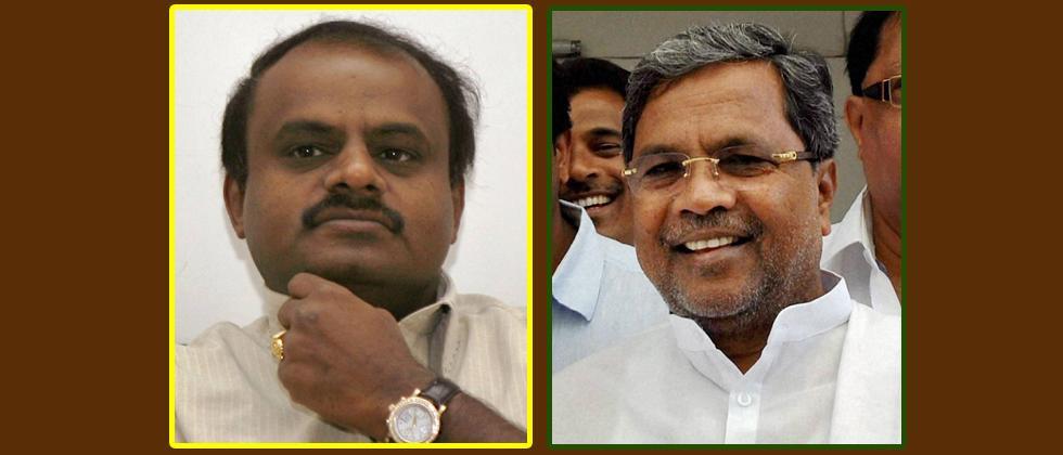 Upset over Cong MLAs remarks Kumaraswamy threatens to quit