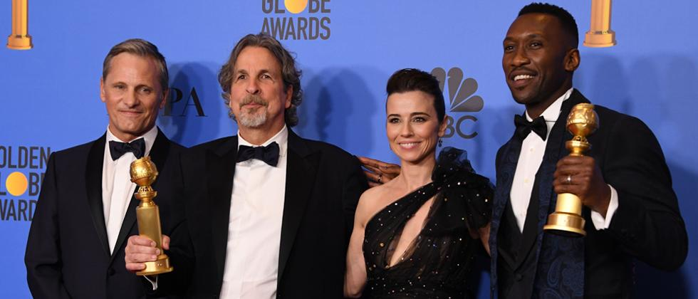 'Green Book' wins best comedy, 'Bohemian Rhapsody' best drama at Golden Globes
