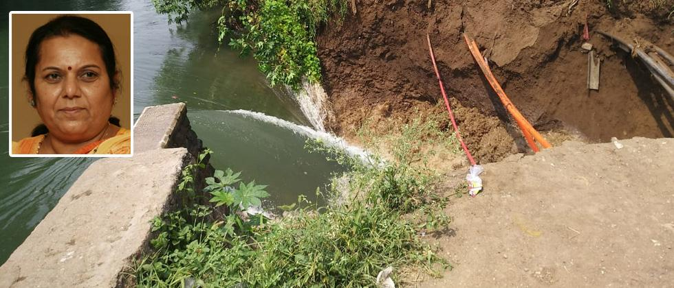 Mutha Canal wall collapse probe to be completed by December 15