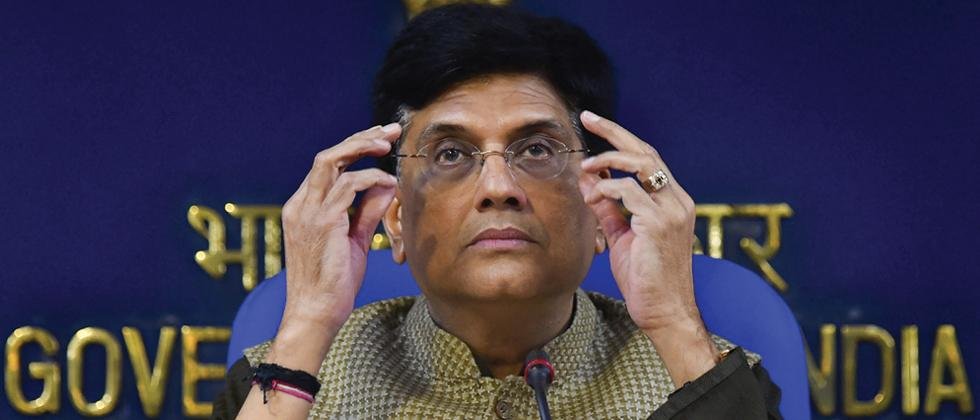 Goyal expresses confidence about BJP's 2019 prospects