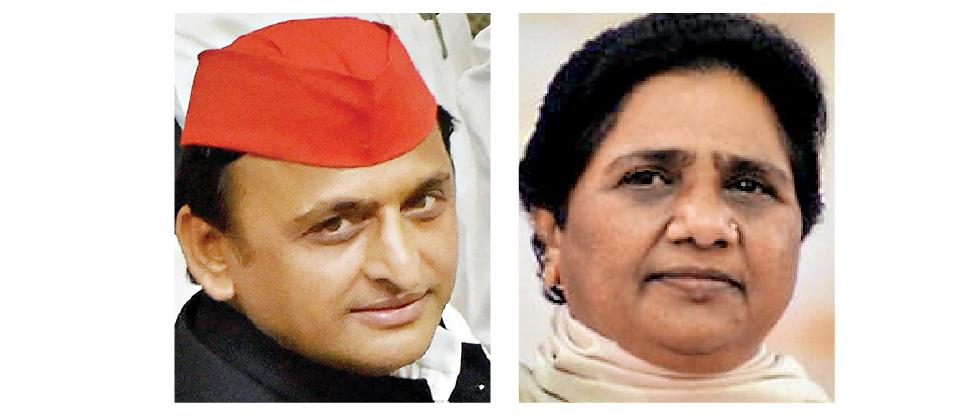 LokSabha 2019: SP-BSP alliance to contest all 48 seats in Maha