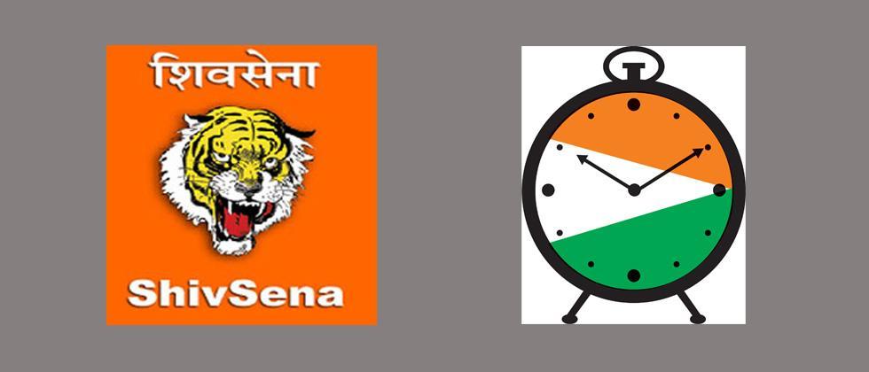 Shiv Sena, NCP block proceedings in Houses