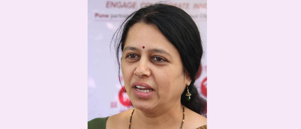 MLA Medha Kulkarni demands speeding up land acquisition for 11 new Sewage Treatment Plants