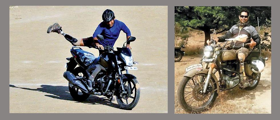 Amputees Rawat, Munne to take part in Raid for first time