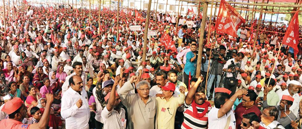 Farmers' stir ends as govt accepts demands