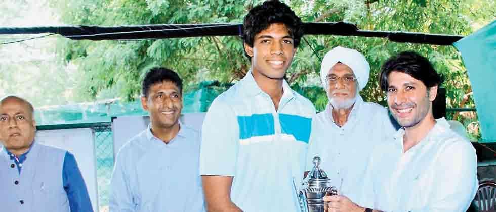 Ninad Muley wins Atur Foundation golf title