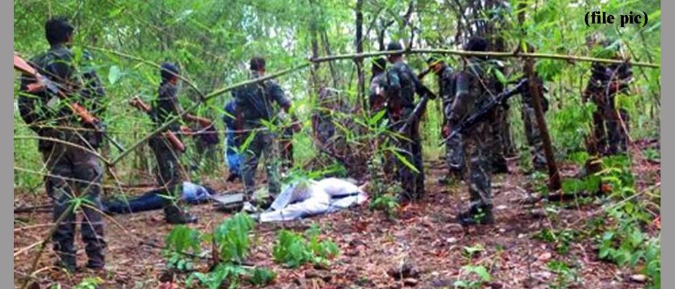 7 Maoists killed in Odisha encounter