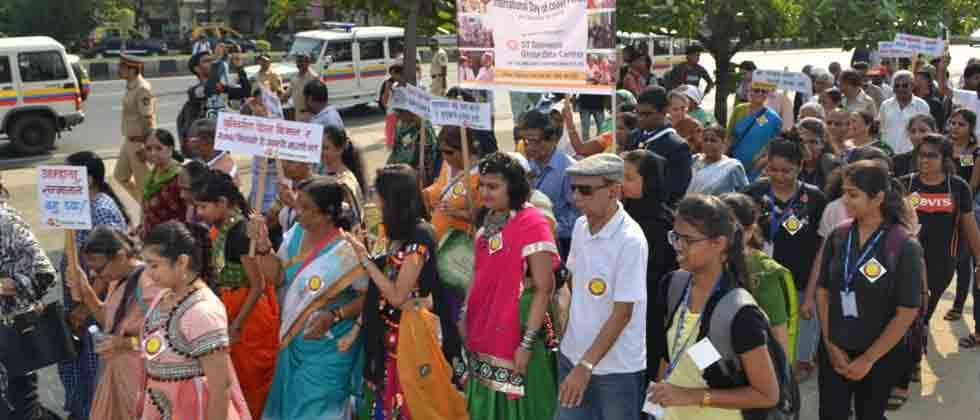 International Day of Older Persons celebrated in Mumbai