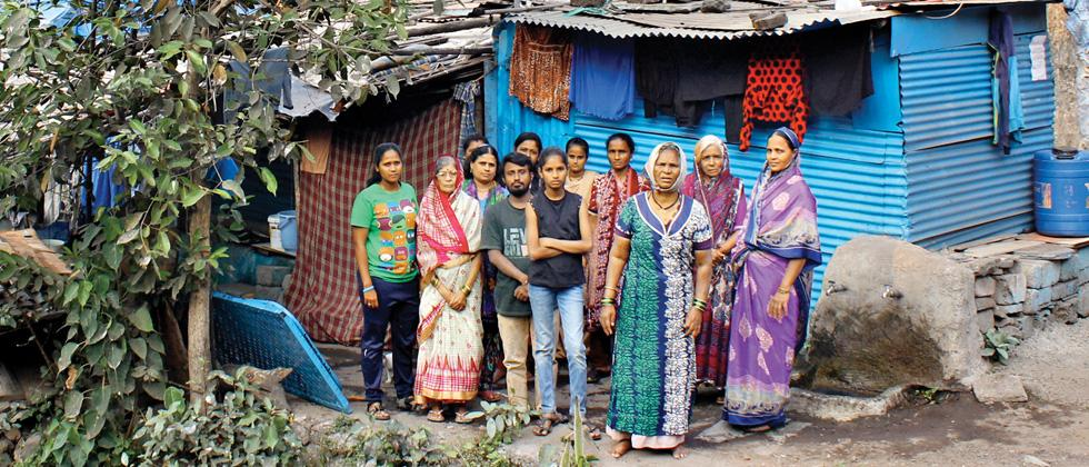 15 families in Camp affected due to STP