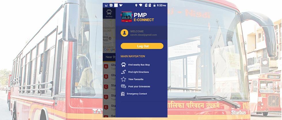 'PMP e-connect' yet to connect with passengers