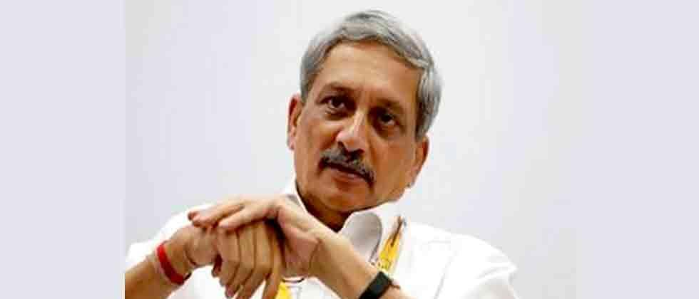 Parrikar to be accorded state funeral with full military honours at Miramar beach