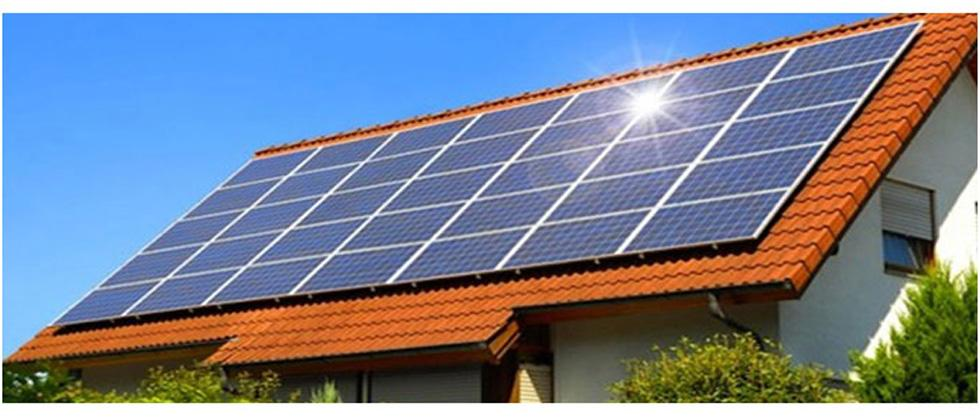Solar rooftop pv system is a hit in Pradhikaran area