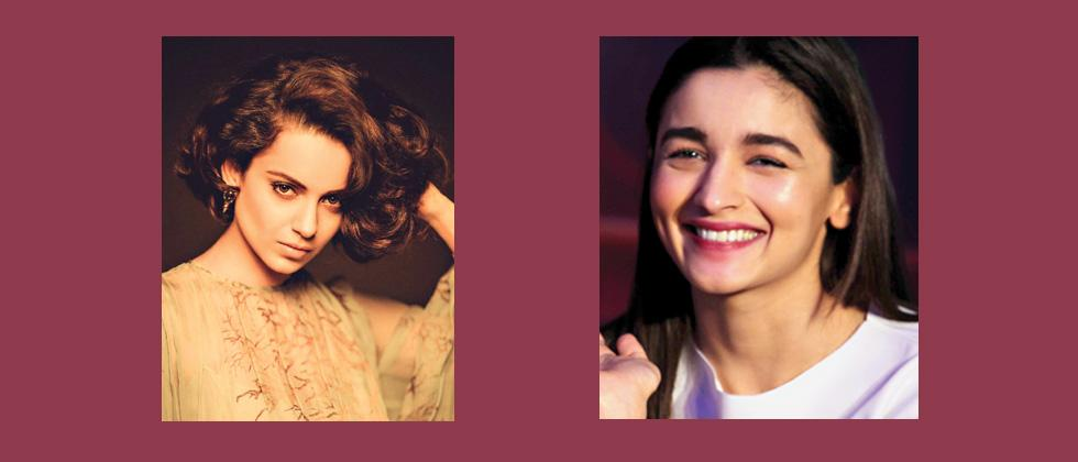 Kangana raves about Alia's role in 'Raazi'