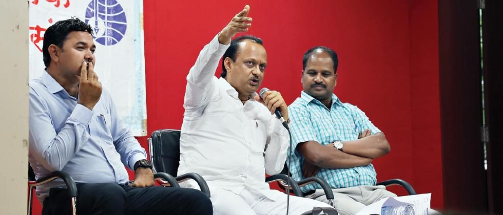 'BJP govt has failed on many fronts'