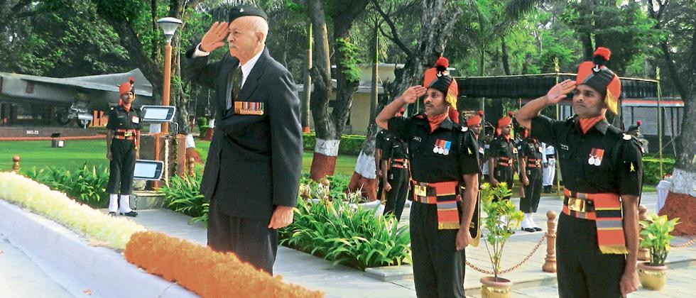 Army celebrates 71st Infantry Day in Pune
