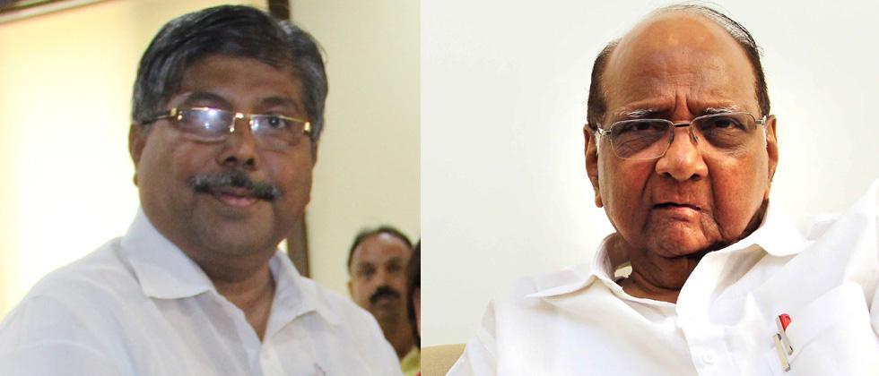 BJP blames NCP for farmers' agitation