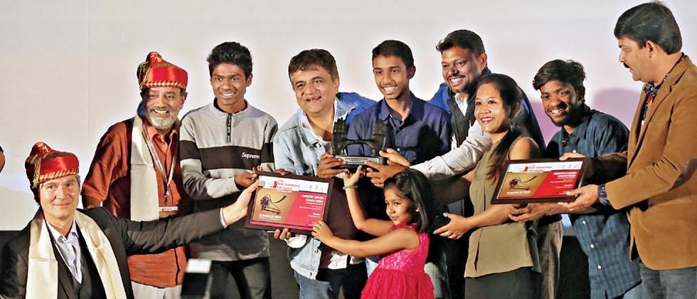 Chumbak wins at 17th Pune International Film Festival