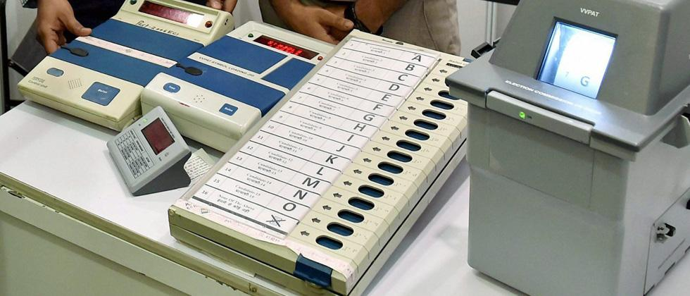 EC officials get class on EVMs