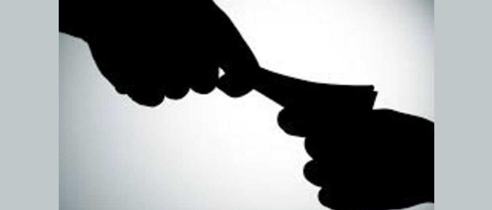 Forest guard held for accepting Rs 11L bribe
