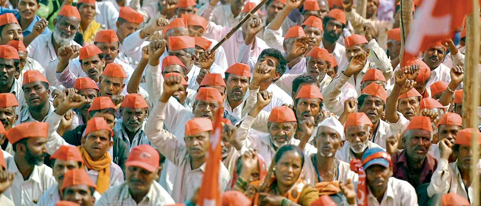 Kisan Sabha plans nationwide struggle post-Long March success