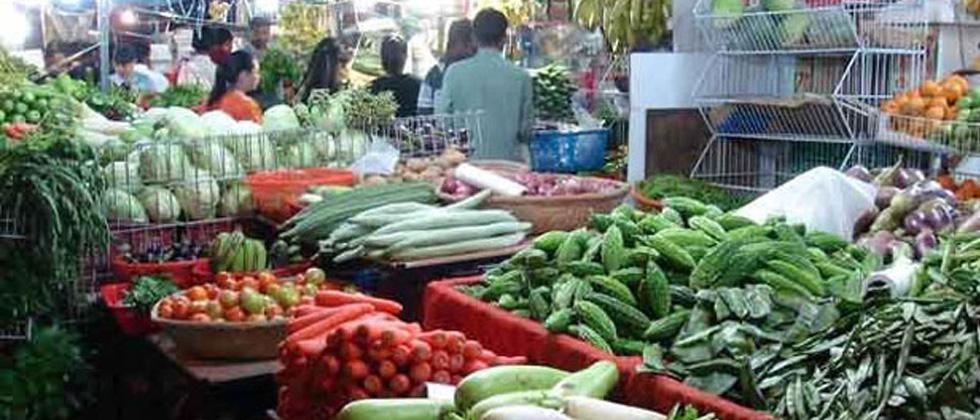 Leafy vegetable prices soar, other veggies, meat stable