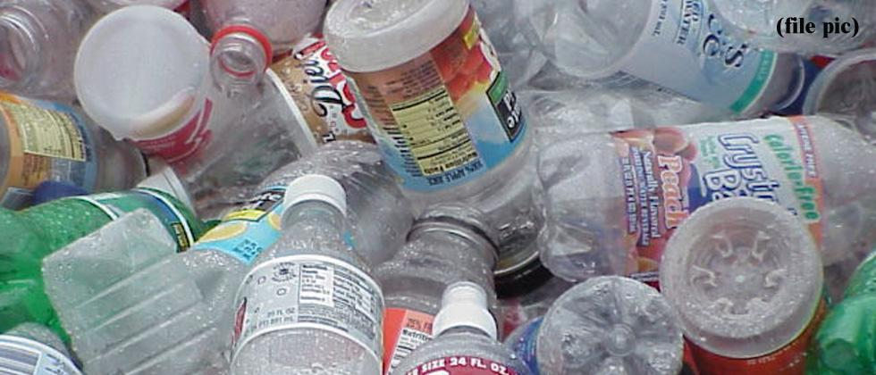 NGOs reuse plastic to make dustbins and fuel