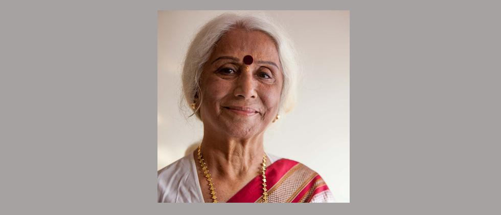 Prabha Atre to be conferred with 'Punyabhushan Award'