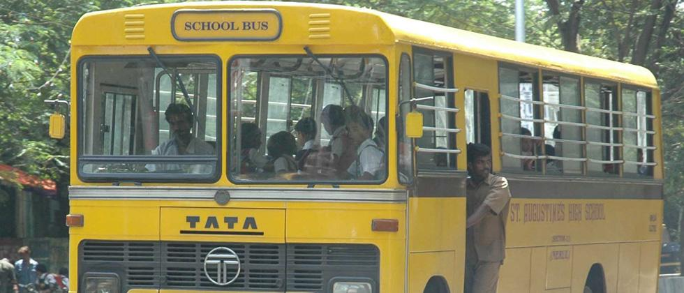 RTO plans to meet police chief for action against errant school buses