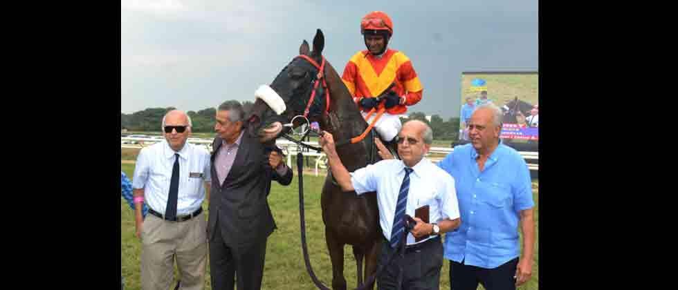 Caprisca wins Indian St. Leger