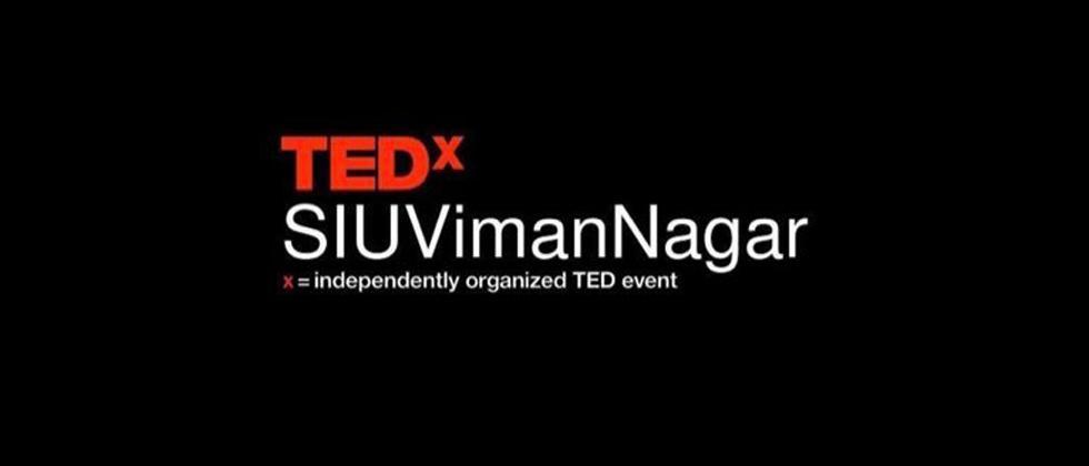 TEDxSIUVimanNagar to be held tomorrow