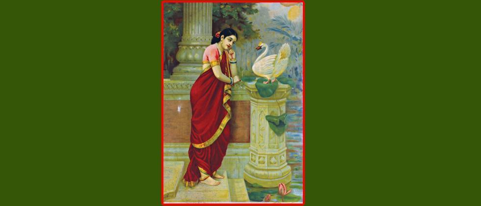 Take a peek into the world of Raja Ravi Varma