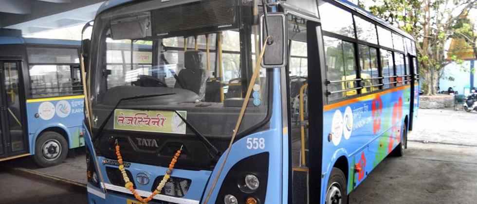 'Tejaswini buses will not run on Sundays, holidays'