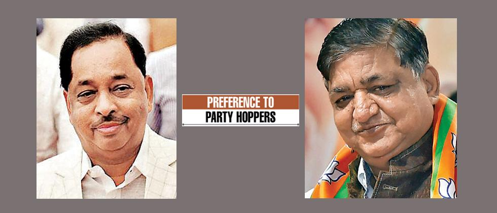 Unrest among RSS and BJP cadres over Rane, Agrawal