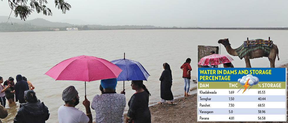 Water will be released from Khadakwasla dam