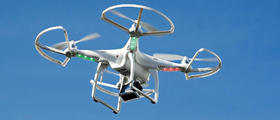 40K gaothans to be measured with drones
