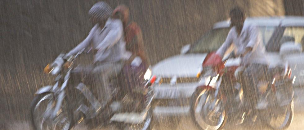 Pune records more than normal seasonal rainfall