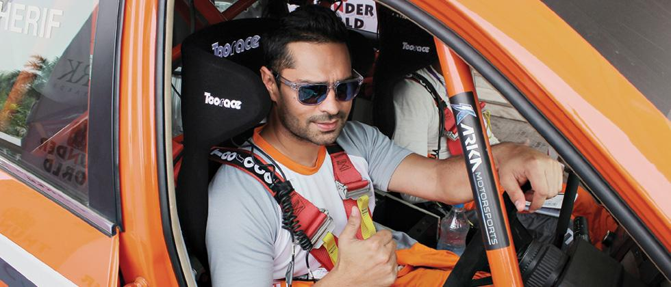 Gaurav, Amittrajit take lead in Rd 2 of MRF FMSCI Rally of Coimbatore