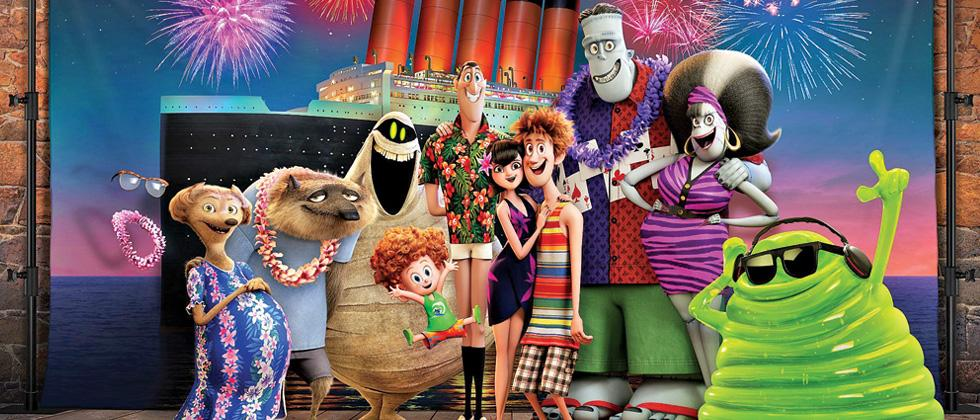 Hotel Transylvania 3: Summer Vacation: Not wittily engaging (Reviews)