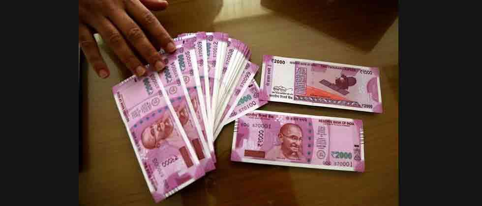 RBI scales down printing of Rs 2000 note to minimum
