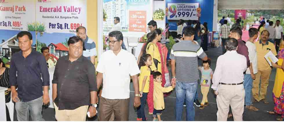 Sakal Vastu Expo inaugurated
