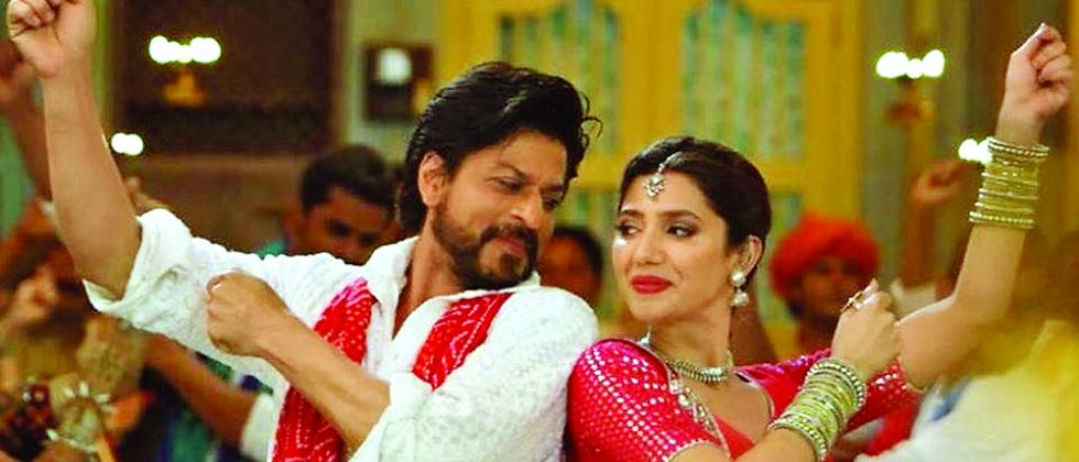 Udi Udi Jaye from Raees is one of the favourites